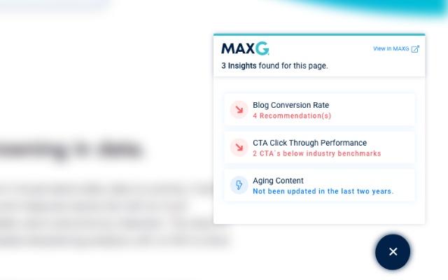 MAXG-Chrome-extension
